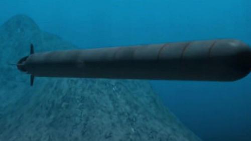 Poseidón: la nueva arma de Rusia que provoca 'tsunamis radioactivos'