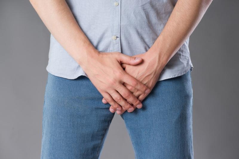 síntomas de próstata enferma