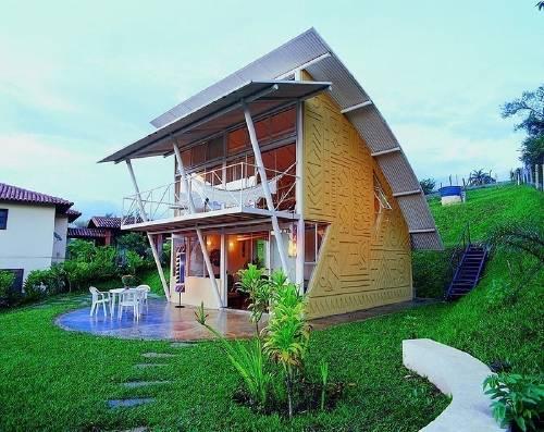 Una casita de encanto en medio de Minas Gerais