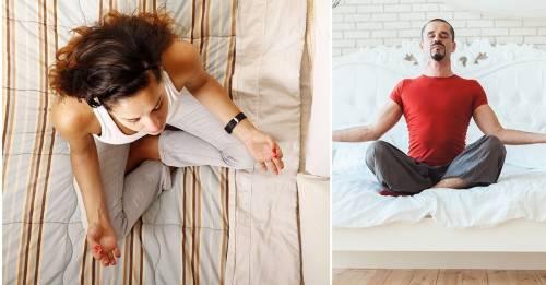Haz esta meditación y en 5 minutos estarás profundamente dormido