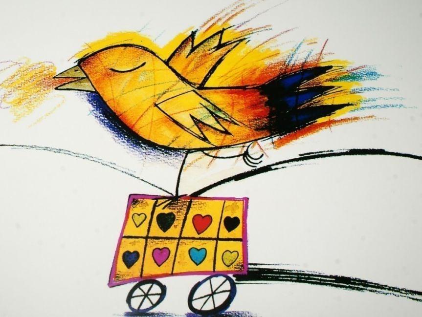 libros infantiles pájaro del alma