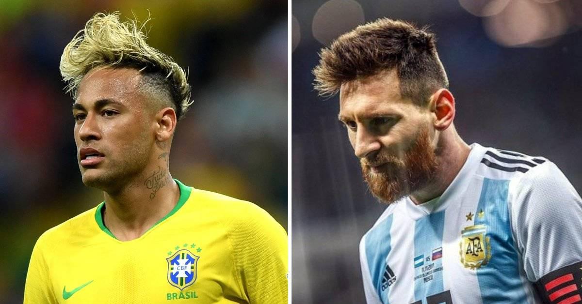 Éstos son los cortes de pelo de los jugadores de fútbol que marcaron tendencia