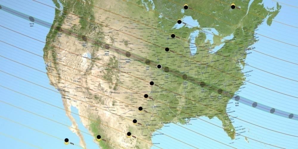 Porqué el gran eclipse del 21 de agosto también podría ser un desastre naci..