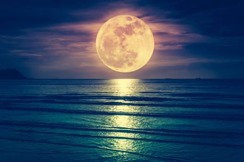 Este fin de semana se verá la primera superluna del año