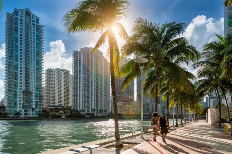 Conoce la curiosa decisión que ha tenido que tomar Miami por el cambio climático