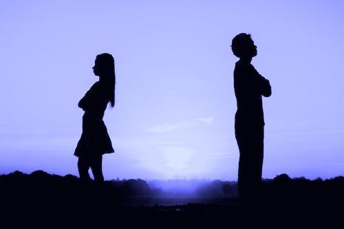 ruptura de pareja