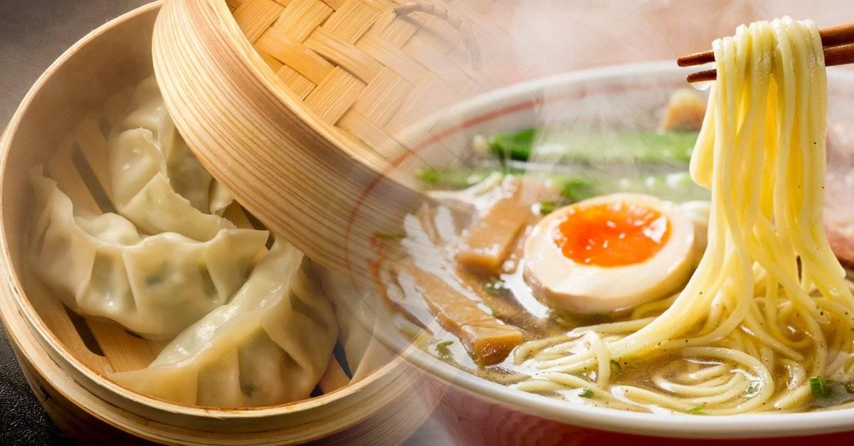 5 comidas japonesas que deberías probar alguna vez en tu vida