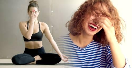 Una técnica de respiración que te alegrará el día en pocos minutos