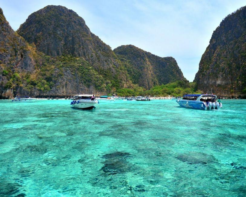 Todo el encanto de la isla ha desaparecido debido al turismo masivo de la zona