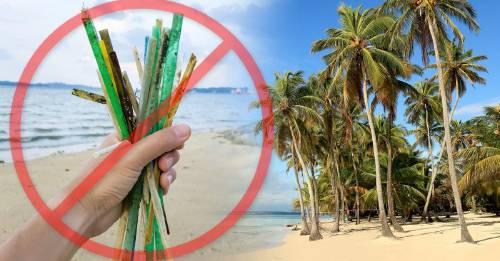 Jamaica hará ilegales las bolsas y popotes de plástico, y los contenedores de polietileno