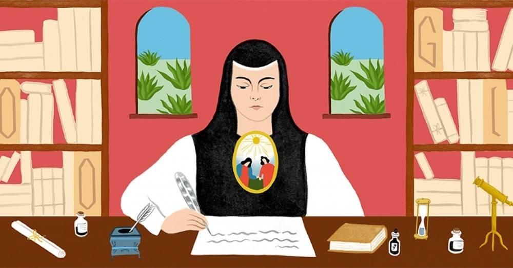 """Frases de Sor Juana Inés de la Cruz para \""""hombres necios\"""" y mujeres firmes"""