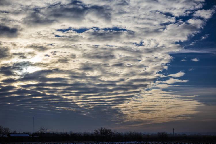 estratos nubes