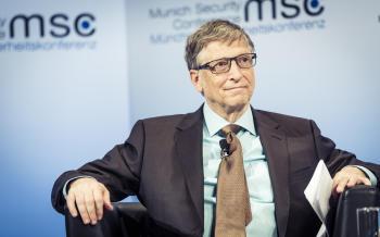 Bill Gates alerta sobre dos posibles amenazas que enfrentará la humanidad