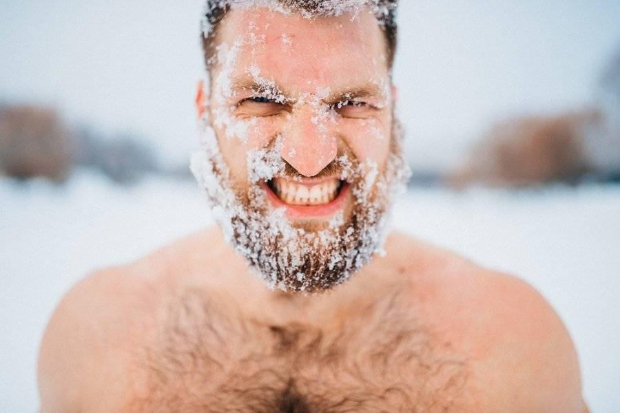 Esto es lo que pasa cuando sales con el pelo húmedo a 34 grados bajo cero
