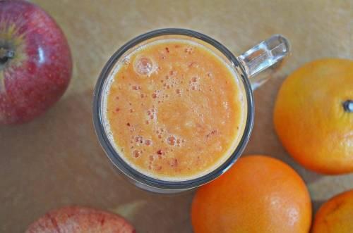 Batido de vitamina C para comenzar el día