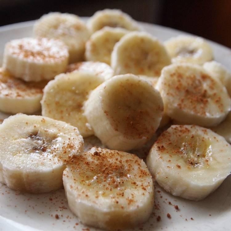 Plátano: una alternativa a la mantequilla