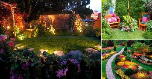 Jardines terapéuticos: espacios verdes para lograr el bienestar de las personas