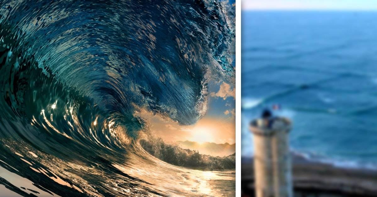 La realidad detrás de las olas cuadradas y por qué son tan peligrosas