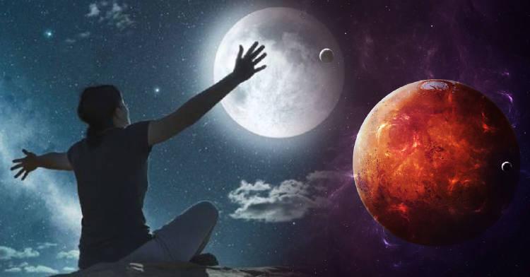 Cómo afectará la luna de llena de escorpio, marte y venus a tus relaciones