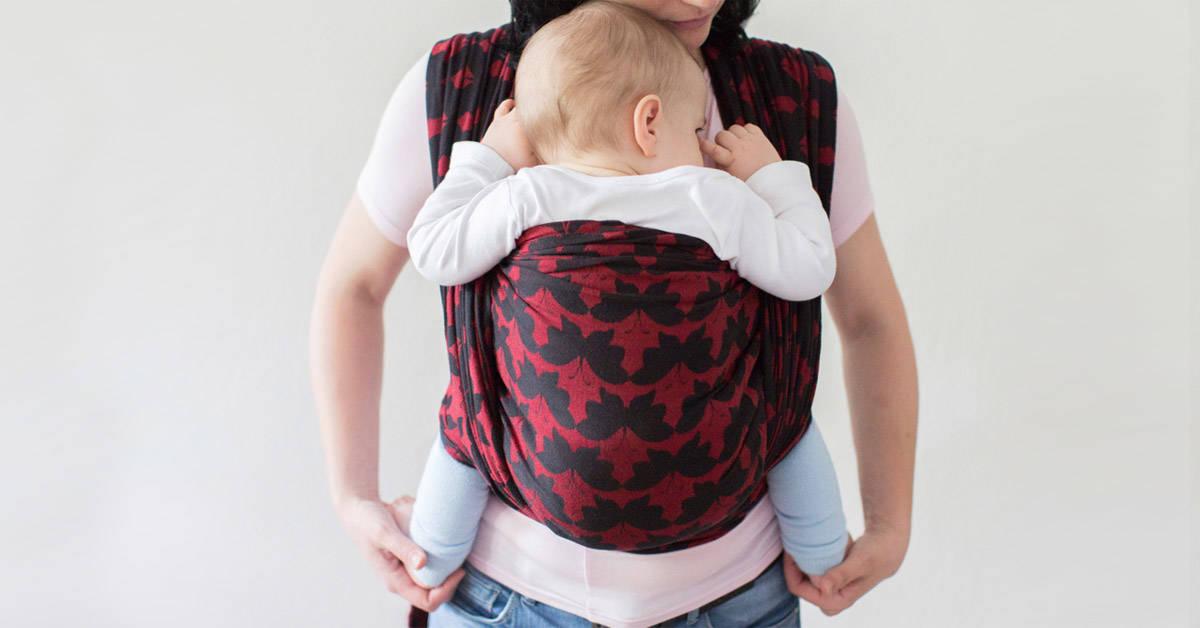 Porteo ergonómico: un método de transporte con beneficios para madre y be