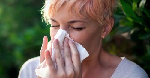 Significado emocional de la rinitis alérgica: una tristeza que no se descarga