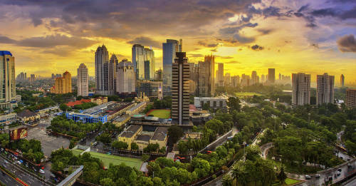 Por qué Indonesia decidió mudar su capital y construir una desde cero