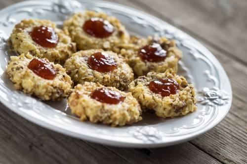 Receta para hacer galletitas pepas veganas y sin harina