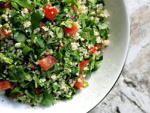 Tabule: una ensalada fresca