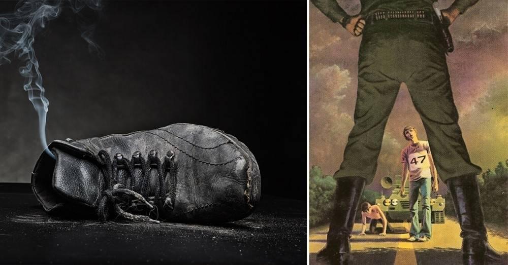 La terrorífica carrera que inventó Stephen King y ahora es una realidad