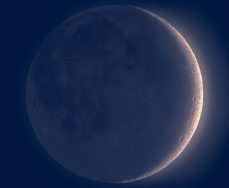 Luna nueva en tauro