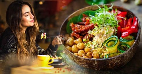 la dieta ideal para la salud de las personas y del planeta
