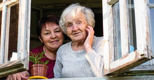 Cumplió 107 años y afirma que el secreto de su longevidad no es ni la alimentaci