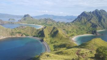"""El controvertido proyecto """"Jurassic Park"""" de Indonesia avanza en el Parque Nacional de Komodo"""