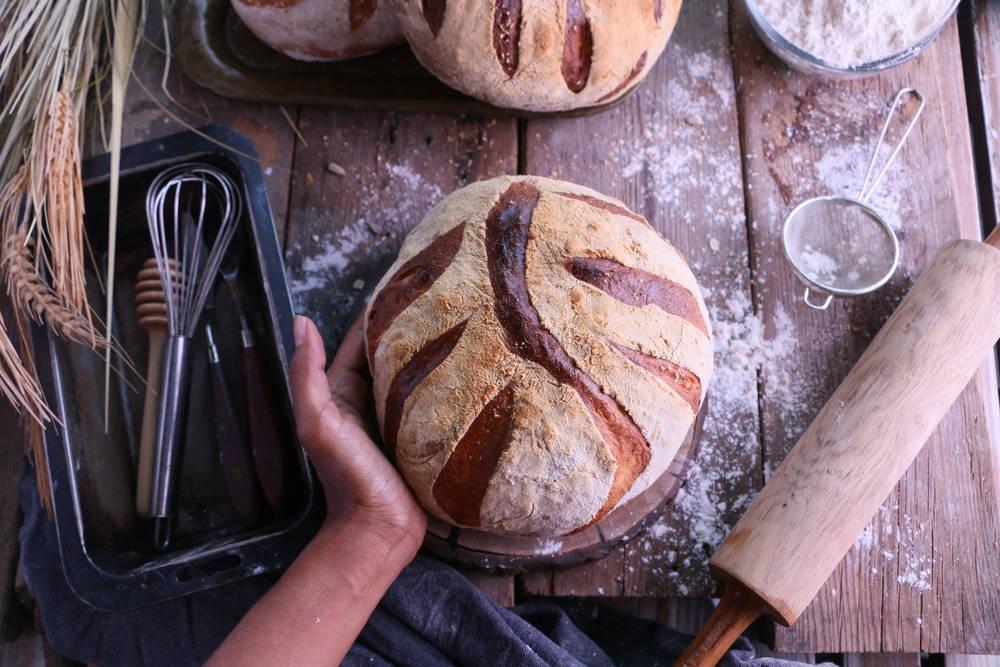 Recetas fáciles con masa madre para resolver desayuno, merienda y cena