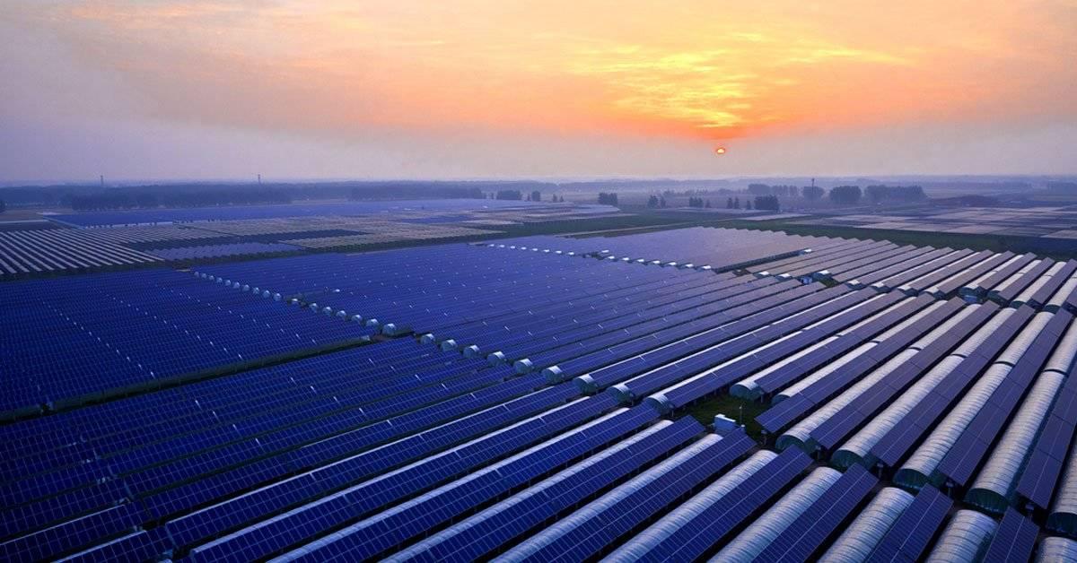 Conoce la mayor planta solar del mundo