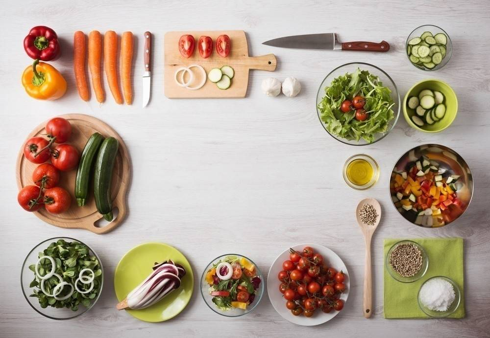 5 trucos que jamás debes olvidar cuando prepares una ensalada