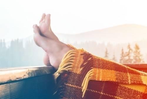 Cómo evitar tener los pies fríos en cualquier momento del año