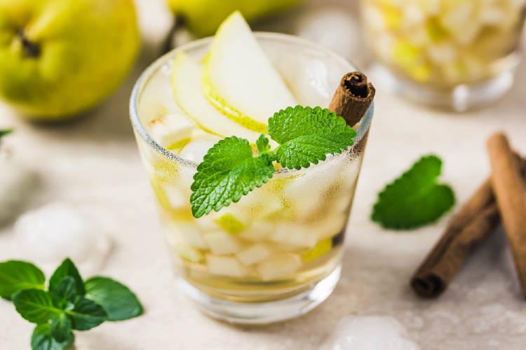 kombucha pear