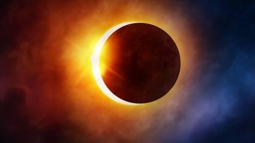 Ritual del eclipse de sol para quitarse de encima lo que fue y darle lugar a l..