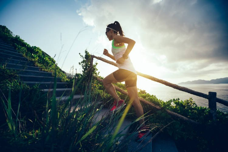 deporte ejercicio aire libre