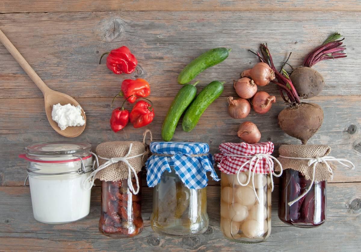 Alimentos fermentados: ¿por qué es bueno consumirlos?