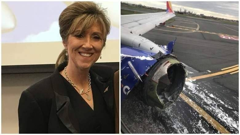 Nervios de acero: esta es la mujer que logró aterrizar un avión con el motor..