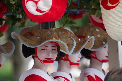 Gion Matsuri: el festival religioso milenario que nació ante una pandemia