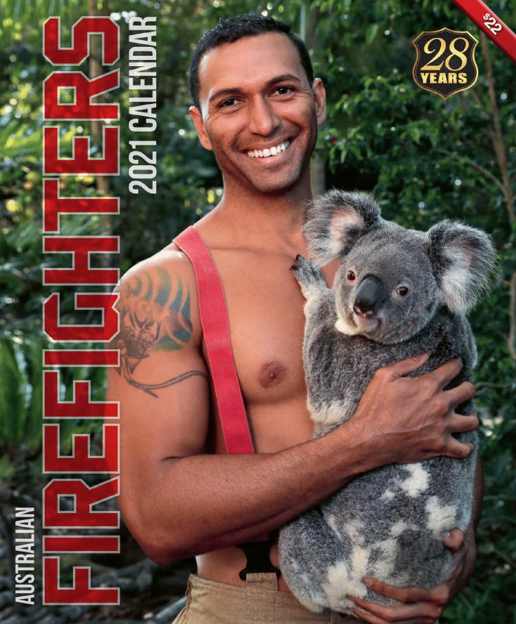 Australian_Firefighters_Diverse_Animal_Calendar_cover_2021