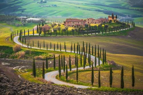 Sortean una mansión en Italia por tan solo 27 euros