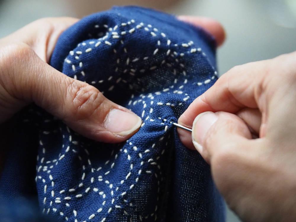 Customiza y repara tus prendas con la técnica del boro japonés