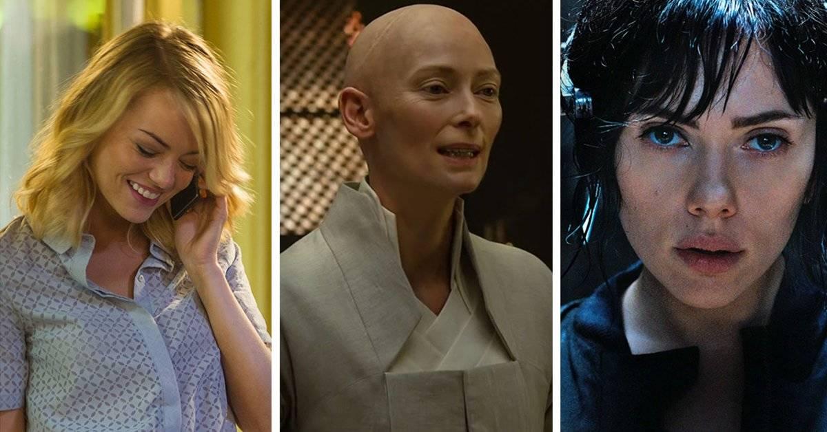 """¿Qué es el """"Whitewashing"""" y qué películas famosas lo hicieron descaradamente?"""