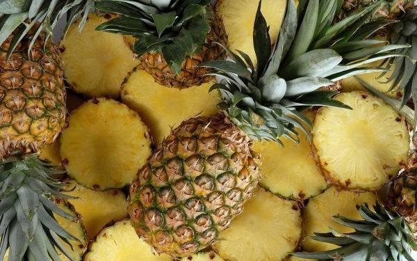 La piña: una fruta dulce y nutritiva
