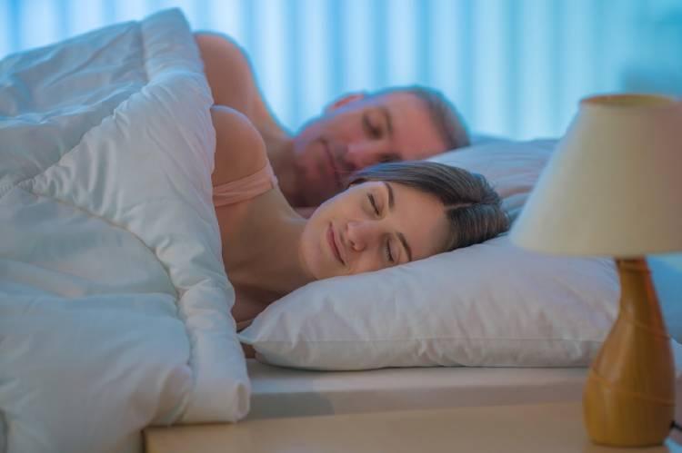 Cama inteligente: una solución para dormir en pareja