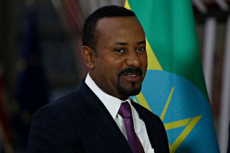 Abiy Ahmed Ali etiopia